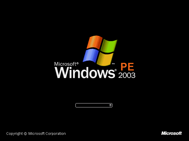 Windows 2003 PE V1.4